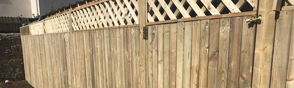 Fencing and Walls - Foxcover Tree Services