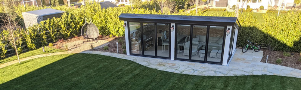 Outdoor Rooms Information & Specification